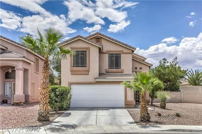 Las Vegas Single Family Home For Sale: 1027 Canoga Peak Avenue Avenue