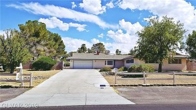 Las Vegas Single Family Home For Sale: 2129 Gabriel Drive