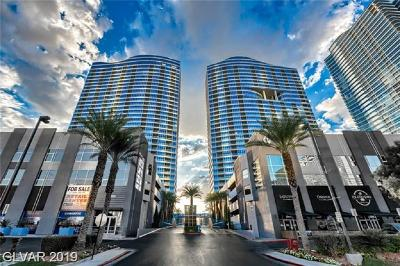 Clark County High Rise For Sale: 4575 Dean Martin Dr Drive #1105