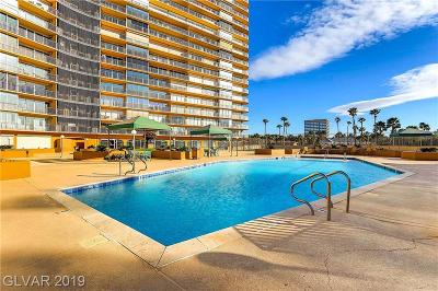 Clark County High Rise For Sale: 3111 Bel Air Drive #212