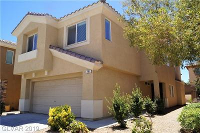 Las Vegas Single Family Home For Sale: 297 Ladies Tee Court