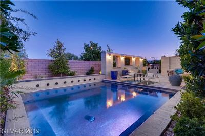 Boulder City, Henderson, Las Vegas, North Las Vegas Single Family Home For Sale: 286 Evante Street