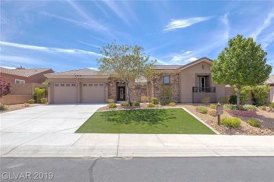 Henderson Single Family Home Under Contract - No Show: 2765 Toshach Avenue