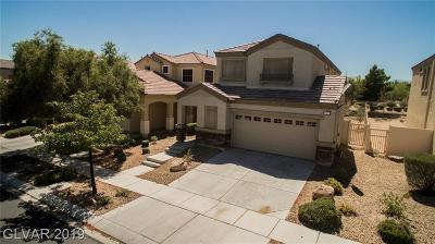 North Las Vegas Single Family Home For Sale: 5457 Sun Prairie Street