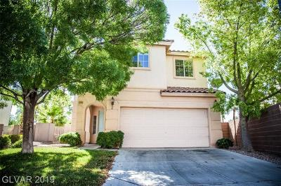 Rhodes Ranch Single Family Home For Sale: 5876 Wispy Winds Street