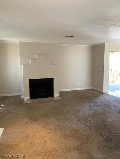 Las Vegas Condo/Townhouse For Sale: 8600 Charleston Boulevard #2134