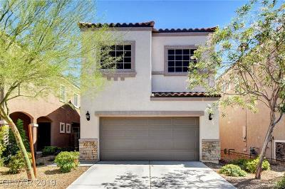 Clark County Single Family Home For Sale: 9421 Pastel Wing Court