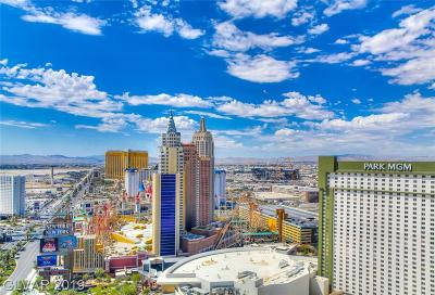 Las Vegas NV High Rise For Sale: $3,199,888