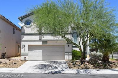 Las Vegas Single Family Home For Sale: 9500 Forest Lily Court