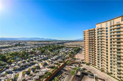 Clark County High Rise For Sale: 8255 Las Vegas Boulevard #1620
