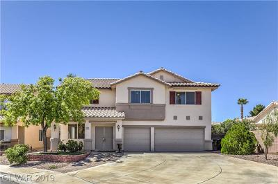 Henderson Single Family Home For Sale: 1223 Golden Spike Court