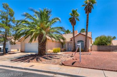 Las Vegas Single Family Home For Sale: 5424 Rock Creek Lane
