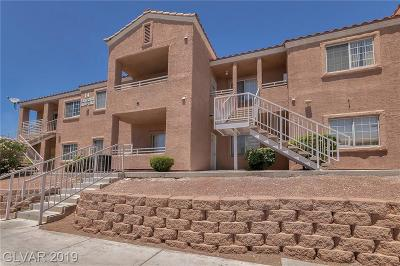 Henderson, Las Vegas Condo/Townhouse For Sale: 3318 Decatur Boulevard #2105