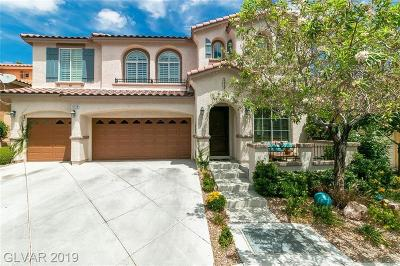 Single Family Home For Sale: 11728 Puerto Banus Avenue