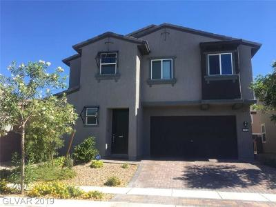 North Las Vegas Single Family Home For Sale: 2115 Fort Morgan Avenue