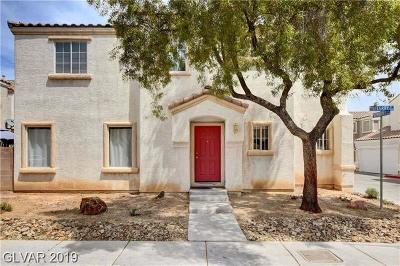 North Las Vegas Single Family Home For Sale: 2416 Attributes Court