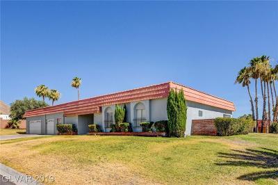 LAS VEGAS Single Family Home For Sale: 6853 El Cordobes