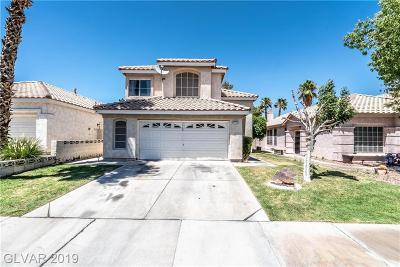 Single Family Home For Sale: 1732 Talon Avenue