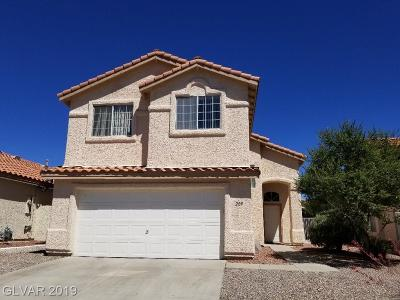 Rental For Rent: 209 Ocotillo Pointe Terrace