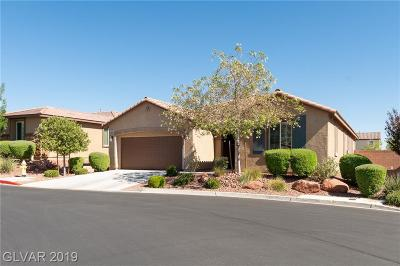 Las Vegas Single Family Home For Sale: 10306 Artful Stone Avenue