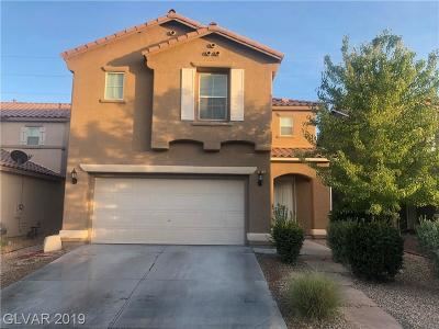 Single Family Home For Sale: 2417 Cockatiel Drive