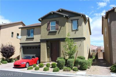 Las Vegas Single Family Home For Sale: 9534 Ridgeglen Court