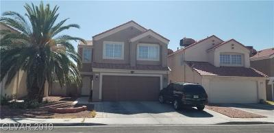 Las Vegas Single Family Home For Sale: 437 Warmside Drive
