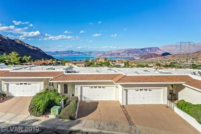 Boulder City Condo/Townhouse For Sale: 493 Marina Cove #493