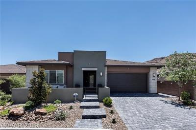 Las Vegas, Henderson Single Family Home For Sale: 10317 Bressana Drive