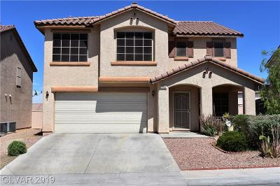 North Las Vegas NV Single Family Home For Sale: $310,000