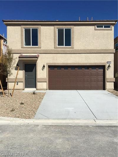 Las Vegas NV Single Family Home For Sale: $253,135