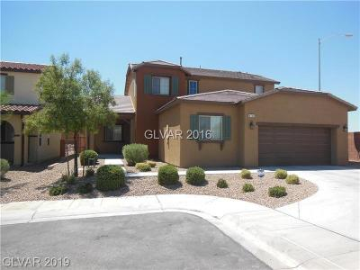 North Las Vegas NV Single Family Home For Sale: $330,000