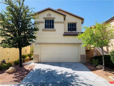 Las Vegas NV Single Family Home For Sale: $309,900
