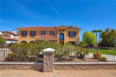 Las Vegas Single Family Home For Sale: 4730 Jensen Street