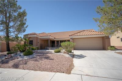 Las Vegas Single Family Home For Sale: 8521 Glenmore Drive