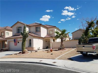 Centennial Hills Single Family Home For Sale: 7625 Advantage Court