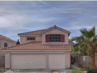 North Las Vegas Single Family Home For Sale: 1937 Falling Tree Avenue