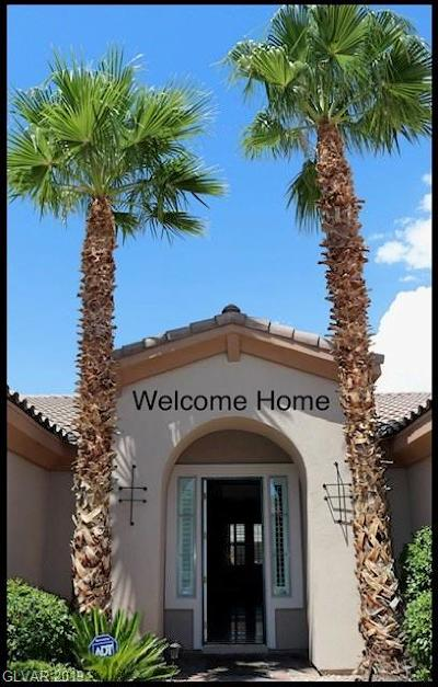 Las Vegas Single Family Home For Sale: 9623 Bel Sole Court