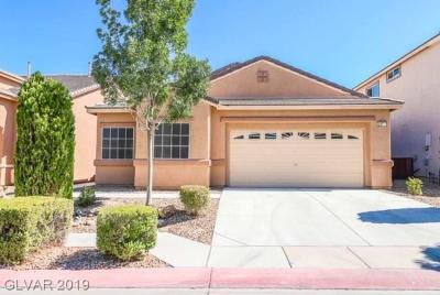 North Las Vegas Single Family Home For Sale: 217 Sierra Breeze Avenue