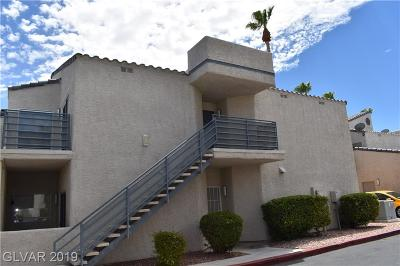 Spring Valley Condo/Townhouse For Sale: 6250 Flamingo Road #82
