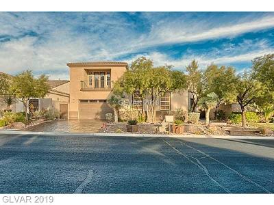 Red Rock Cntry Club At Summerl Rental Under Contract - No Show: 2700 Grassy Spring Place