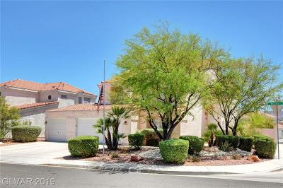 Henderson Single Family Home Under Contract - No Show: 1825 Bogey Way