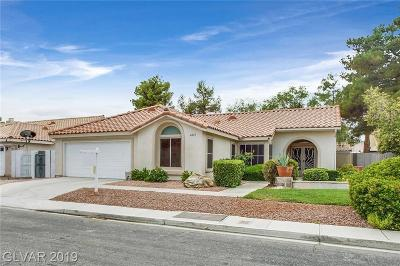 North Las Vegas Single Family Home For Sale: 6065 Shadow Oak Drive