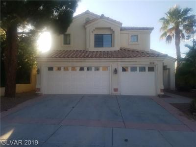 Single Family Home For Sale: 2213 Angelfire Street