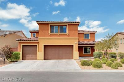 North Las Vegas NV Single Family Home For Sale: $450,000