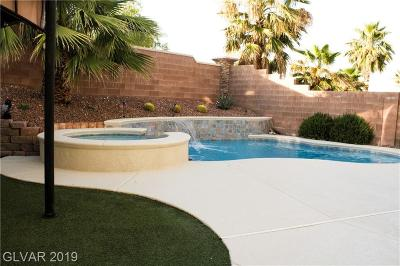 Las Vegas NV Single Family Home For Sale: $422,950