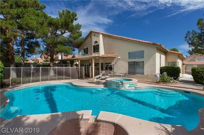 Single Family Home For Sale: 9901 Barrier Reef Drive