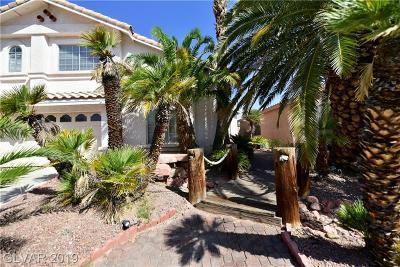Henderson Single Family Home For Sale: 1522 Plain Sight Avenue