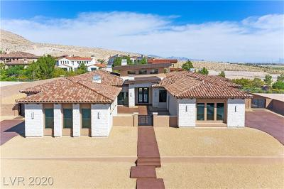 Single Family Home For Sale: 20 Pebble Hills Court