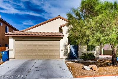 Spring Valley Single Family Home For Sale: 6990 Flowering Willow Street